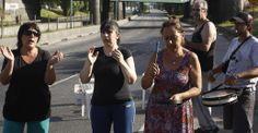#CortesDeLuz: Muchos barrios porteños hace más de una semana que padecen la falta de suministro eléctrico.