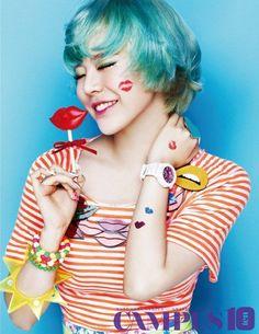 Sunny with blue hair :) Sunny Girls Generation, Kpop Girl Groups, Kpop Girls, Kpop Hair Color, 2ne1, Summer Hairstyles, Blue Hair, Sunnies, Korean Fashion