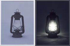 Depth is a prototype that was shown alongside other recent Yoy works at the Opificio 31 event space. This time 2-D become 3-D as Depth, at first glance, appears to be an arty black-and-white framed photo of an old-school oil lantern.