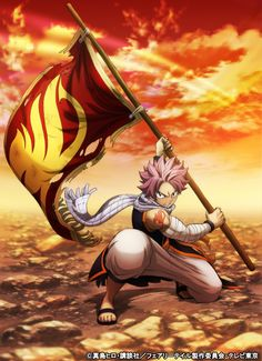 Natsu is Back With A New 'Fairy Tail' Final Season Dubbed Anime Clip Natsu Fairy Tail, Fairy Tail Love, Fairy Tail Manga, Fairy Tail Amour, Art Fairy Tail, Image Fairy Tail, Fairy Tail Family, Fairy Tale Anime, Fairy Tail Guild