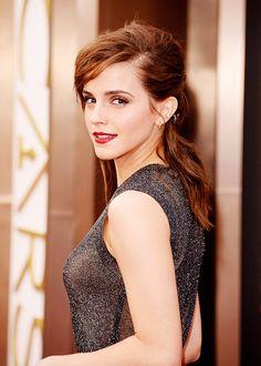 Emma Watson is gorgeous