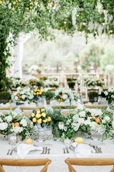 This Supermodel Had the Dreamiest Italian Wedding… in Orange County, California! Reception Table, Wedding Table, Wedding Day, Wedding Lunch, 1920s Wedding, Boho Wedding, Wedding Reception, Rustic Wedding, Wedding Locations California