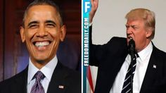 President Trump SHREDS Obama With Only 1 Sentence… HE'S FINISHED!
