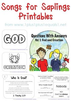 0765c3391f99 Questions with Answers Volume 1 Printables
