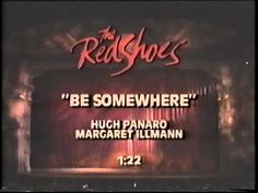 The Red Shoes, Broadway Dance-Musical: Starring: Steve Barton. Red Shoes, Musicals, Broadway, Neon Signs, Magic, Memories, In This Moment, Dance, Nice Asses