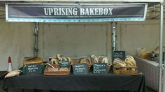 Uprising Bakehouse 12th July, 28th October, University Of Manchester, Tuesday, 18th, Bakery, Goodies, Friday, Night