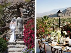 The O'Donnell House at The Willows Historic Inn Palm Springs wedding location Palm Springs weddings 92262
