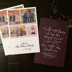 free printable custom christmas cards
