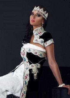 Robes algériennes caftan oriental vente - caftan catalogue