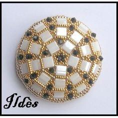 schemas de bijoux en perles : Schéma Palet Artegor