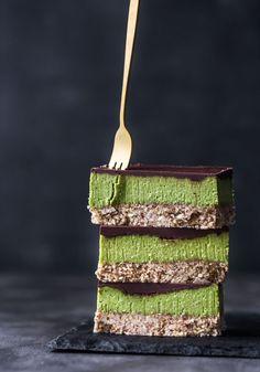 Matcha Mint Slice