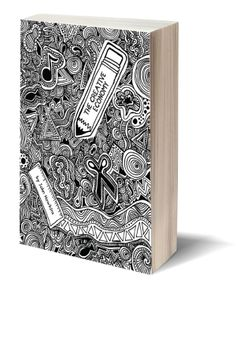 The Creative Economy Book Cover by Carolina Beiertz, via Behance Creative Economy, Zen Doodle, Graffiti, Doodles, Behance, Book, Cover, Quotes, Inspiration