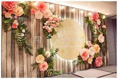 Love This Inspired Paper Flower Backdrop Flower Backdrop 20 Ideas To Make Floral Backdrop Pretty Designs 70 Budget Friendly Diy Photo Booth Backdrop Ideas And Tutorials Easy Paper Flower Backdrop Assembly Paper Flowers Paper Flowers… Wall Backdrops, Backdrop Decorations, Photo Booth Backdrop, Wedding Decorations, Backdrop Ideas, Rustic Backdrop, Photo Backdrops, Ceremony Backdrop, Wedding Stage