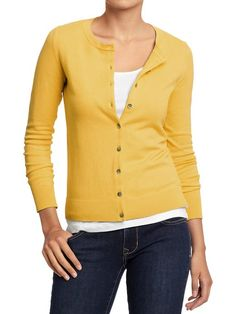 I want this cardigan but dont know if an xs or s would be better for stretch... I'm typically an xs...  Old Navy | Women's Button-Front Stretch Cardis