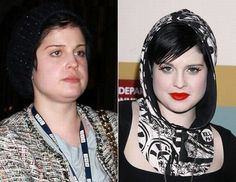 Love to see pictures of beautiful Hollywood celebs but wait here are famous celebrity pictures without makeup which looks weird and funny.lol - Page 3 of 20 Funny Images, Funny Pictures, Celebs Without Makeup, Kelly Osbourne, Yearbook Photos, Hollywood Stars, Hollywood Celebrities, Make Up, People