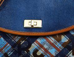 SEMBONIA latest two-tone monogram design, chic & stylish.
