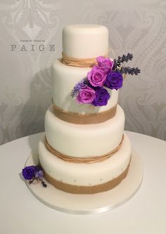 wedding cakes with roses and diamonte AOL Image Search Results
