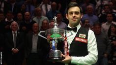 """World champion Ronnie O'Sullivan is to """"take some time off"""" from competitive snooker after refusing to sign the official players' contract."""