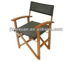 Resultado de imagen para sillas plegables de madera