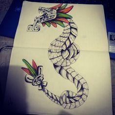 Mayan Tattoos, Mexican Art Tattoos, Inca Tattoo, Mayan Symbols, Viking Symbols, Egyptian Symbols, Viking Runes, Ancient Symbols, Bull Tattoos