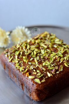 It had been my long time dream to make a pistachio and rose syrup cake. Don't ask me what stopped me, because I am kicking myself for having not tried this earlier. When I was looking for a cake to…