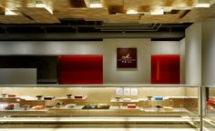 MALEBRANCHE SC 梅田阪神百貨店 - WORKS|TDO + moonbalance|辻村久信デザイン事務所・株式会社ムーンバランス