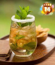 Trà bạc hà tự chế thật dễ mà lại hiệu quả!   Kênh14.Mint Tea