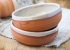 "Миска-салатница ""Год Собаки"" #pottery #ceramics #potter #cheflife #rustic #design #natural #handbuilt #handmade #home #craft #керамика #керамикаручнойработы #посуда #посуданазаказ #авторскаякерамика #сделановручную #посударучнойработы #посудадлядома"
