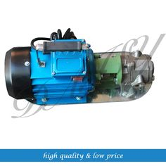 206.00$  Buy here - 20GPM 220V50HZ WCB-75 Stainless Steel Gear Oil Pump  #magazineonlinebeautiful