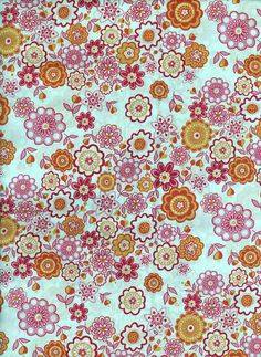 Liberty of London tana lawn fabric 'Lauren' DISCONTINUED DESIGN by MissElany on Etsy.