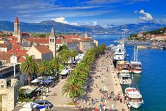 Adriatic Sea, Trogir, Croatia jigsaw puzzle