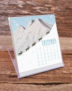 Office & School Supplies Calendar 2019 New Year Calendar 2019 Fashion Simple Lovely Mini Table Calendars Vintage Kraft Paper Desk Calendar Office School Supply Skillful Manufacture
