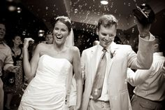 #HiltonHead Island wedding; #bubbles