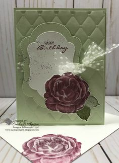 Just Sponge It! – Page 3 – Cindee Wilkinson, Independent Stampin' Up! Handmade Birthday Cards, Greeting Cards Handmade, Healing Hugs, Wink Of Stella, Get Well Cards, Scrapbooking, Sympathy Cards, Card Tags, Halloween Cards