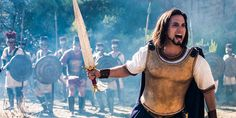Trailers, clips, featurettes, images and poster for the Biblical drama SAMSON. 2018 Movies, New Movies, Movies And Tv Shows, Billy Zane, Movie Photo, Movie Tv, Rutger Hauer, Sam Son, Christian Films