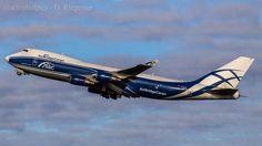 Air Bridge Cargo Boeing 747 freighter