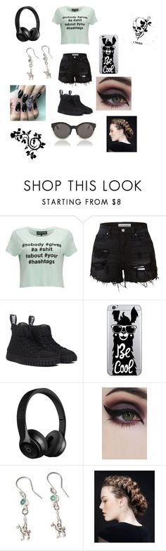 """Summer Loven31"" by taco-lambert ❤ liked on Polyvore featuring LE3NO, OTM Essentials, Concrete Minerals, NOVICA and Christian Dior"