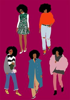 Graphic - Janelle Burger York Restaurants, Momofuku, Freelance Illustrator, Ready To Wear, Fashion, Moda, Fashion Styles, Capsule Wardrobe, Fashion Illustrations