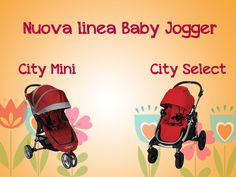 New line baby jogger!