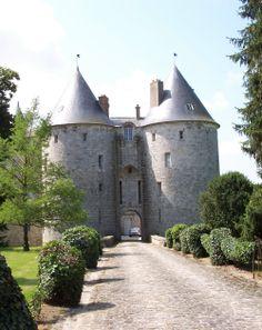 Château de la Grange-Bléneau, Courpalay, Île-de-France