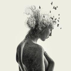 "Saatchi Art Artist Laurence Winram; Photography, ""Mihaela (edition of 15)"" #art"