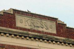 Kress building in Ardmore, Oklahoma