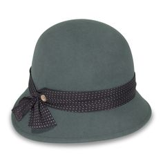 Purchased! Now to figure out what color coat to wear with it! - Jessica Rogers Wool Cloche hat - Goorin Bros Hat Shop