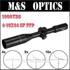 196.00$  Watch now - http://ali35i.shopchina.info/1/go.php?t=32808143988 - MARCOOL EVV 4-16X44 SF FFP Optical Sight Riflescope Hunting Scopes For Pneumatic Gun For Rifles  #magazineonlinewebsite