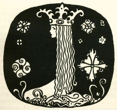 Illustrations by John Bauer (1882–1918) From: 'Botbytingarna' by Helena Nyblom (1843-1926)