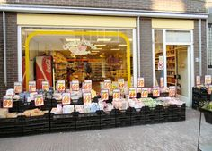 De Candyshop, Lange Tiendeweg 63 in Gouda