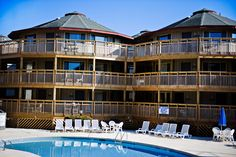 Outer Banks Beach Club I & II | Outer Banks | Nags Head, NC