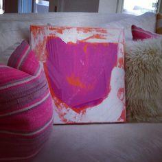 A cozy tulip by Kerri Rosenthal
