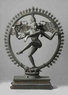 Shiva Nataraja, anoniem, 1100 - 1200 - Rijksmuseum