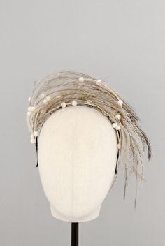 Faba Headpiece | Reny Kestel Millinery